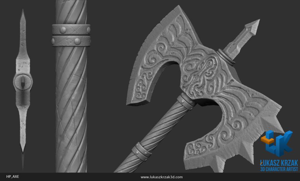lukasz_krzak_3d_artist_hp_axe_2